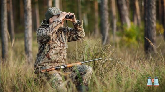 prismaticos para caza