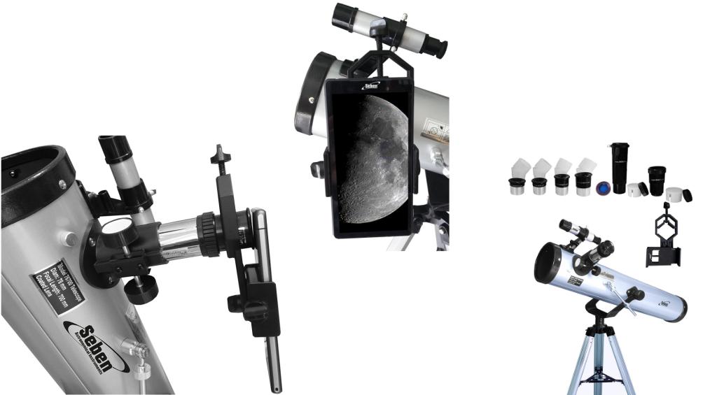 prismaticos astronomicos seben 700x76