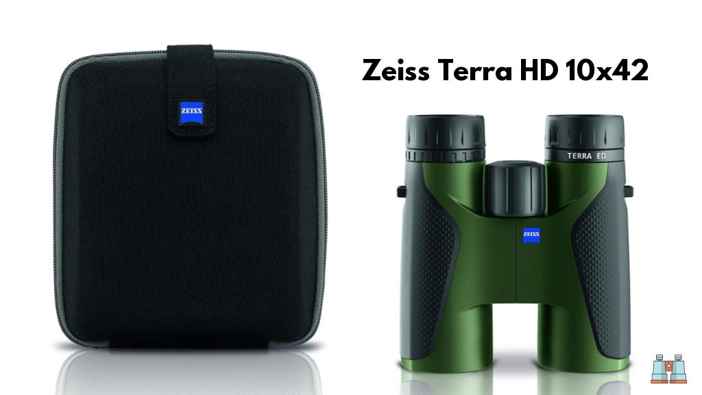 prismáticos Zeiss Terra HD 10x42