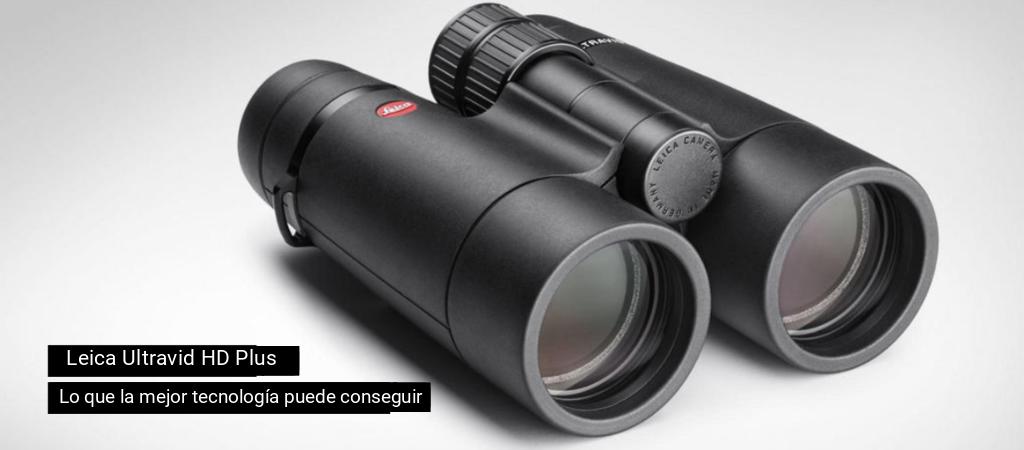 prismaticos Leica Ultravid HD Plus